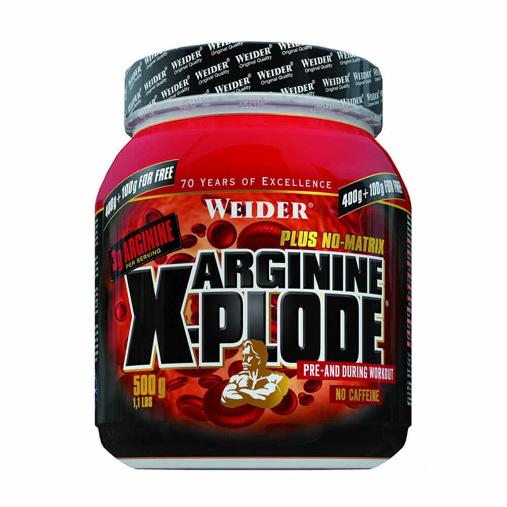 Arginine-X-Plode-l-arginina-weider.ro-500-g-fara-cofeina