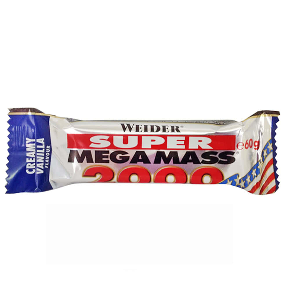 super mega mass 2000 bar