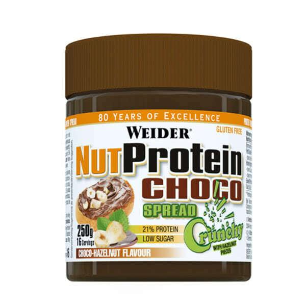 Nut Protein Choco Crunchy Spread