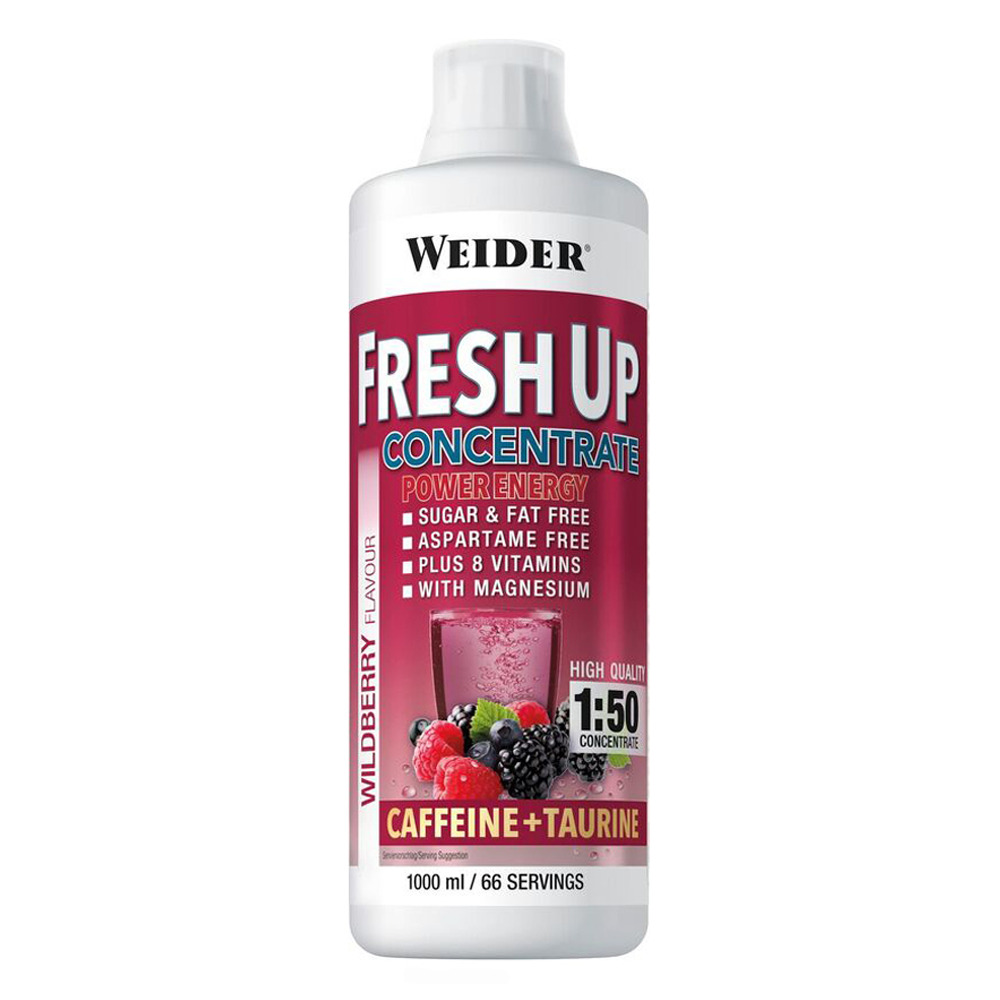 Fresh Up Concentrate Power Energy