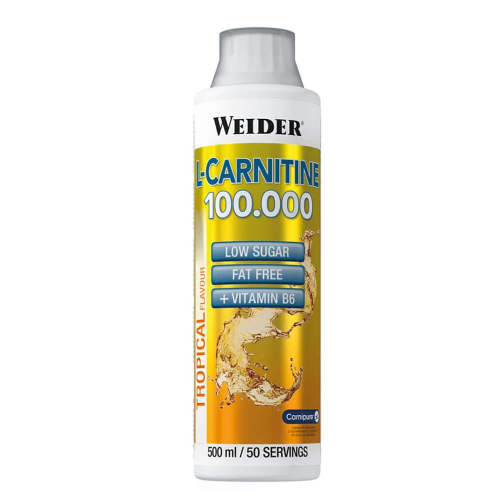 L-Carnitine 100.000