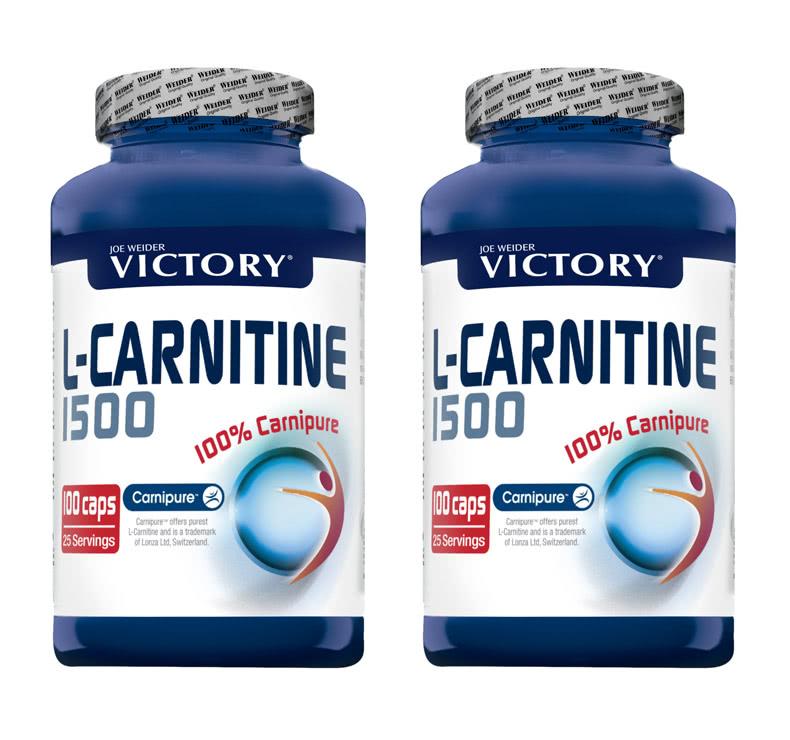 L-Carnitine Pack Duo 2x100 capsule