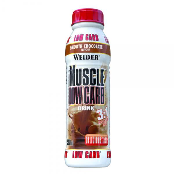 Muscle Protein Low Carb 500 ml