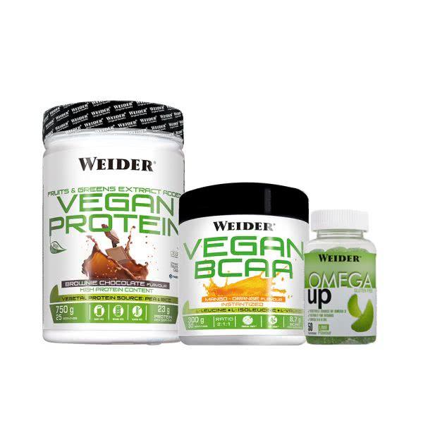 Pachet vegan