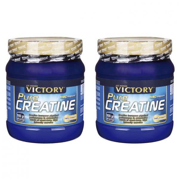 Pure Creatine Pack Duo 2x500g