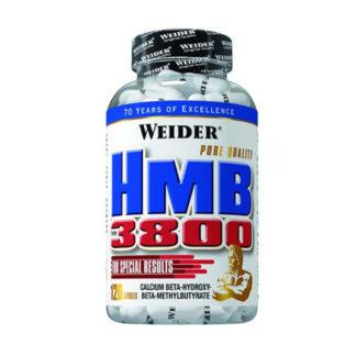 WEIDER HMB 3800 120-CAPSULE-PENTRU-CRESTERE-MASA-MUSCULARA