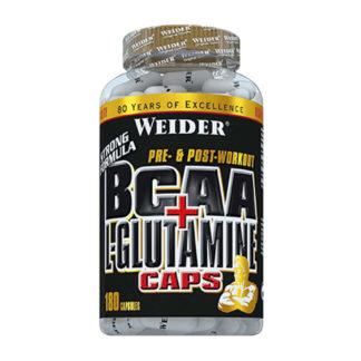 aminoacizi bcaa si l-glutamina