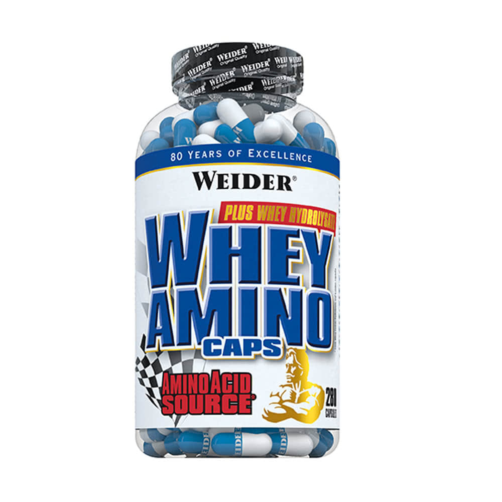 Whey Amino 280 capsule