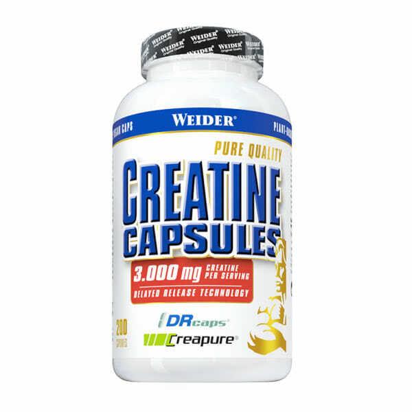 Pure Creatine 200 capsule