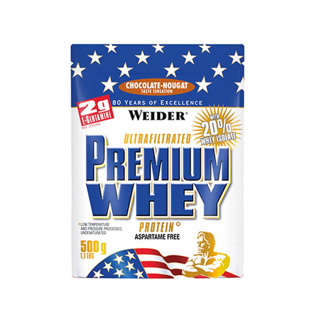 premium whey 500g