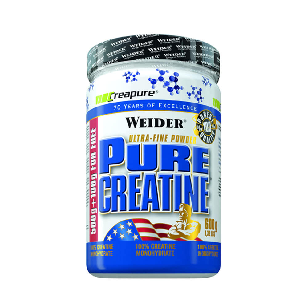 Pure Creatine Powder 600g