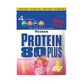 Protein 80+ 500g