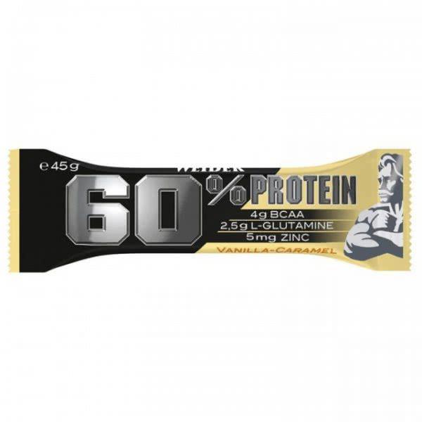 60% protein bar