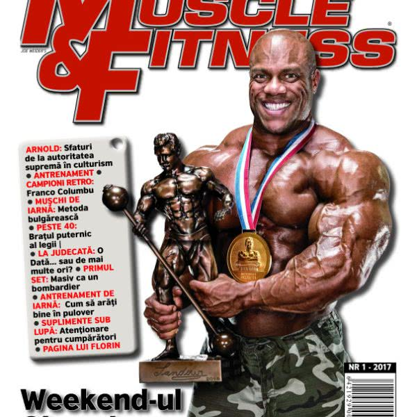 Muscle & Fitness Nr.1 2017