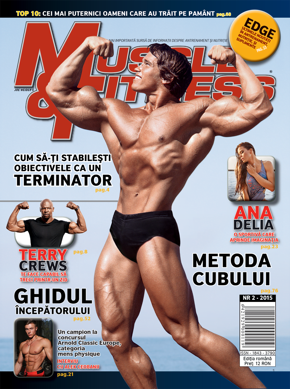 Muscle & Fitness Nr.2 2015