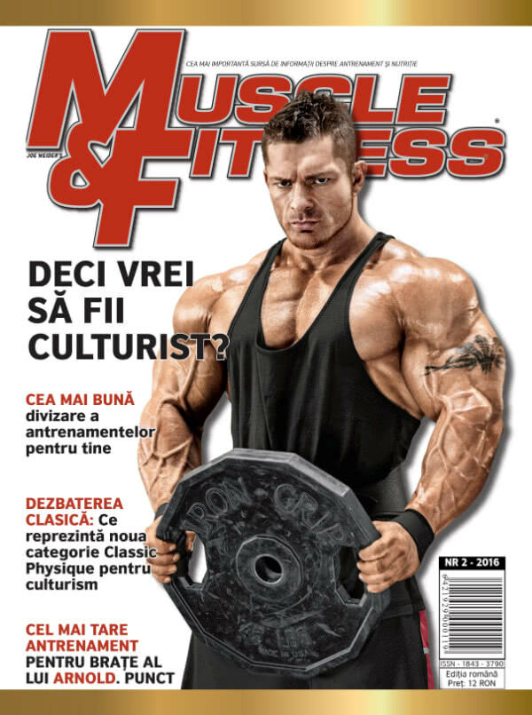 Muscle & Fitness Nr.2 2016