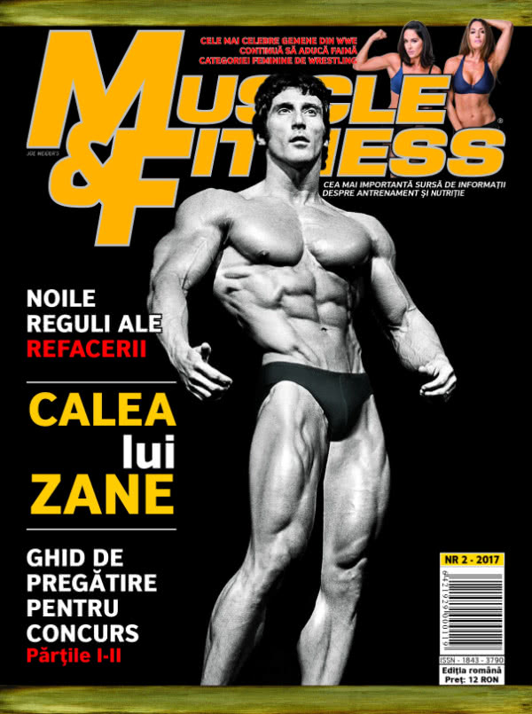 Muscle & Fitness Nr.2 2017