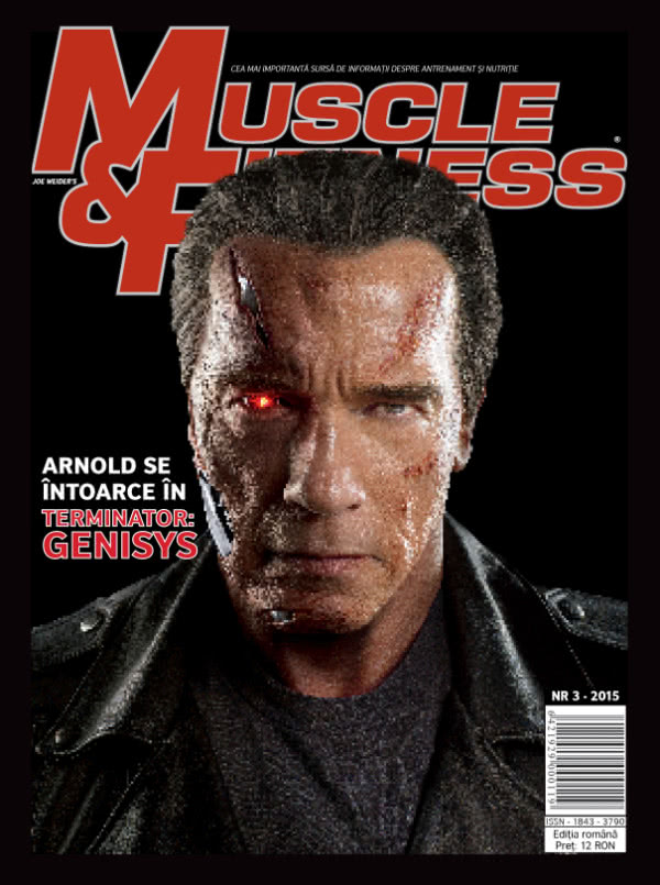 Muscle & Fitness Nr.3 2015