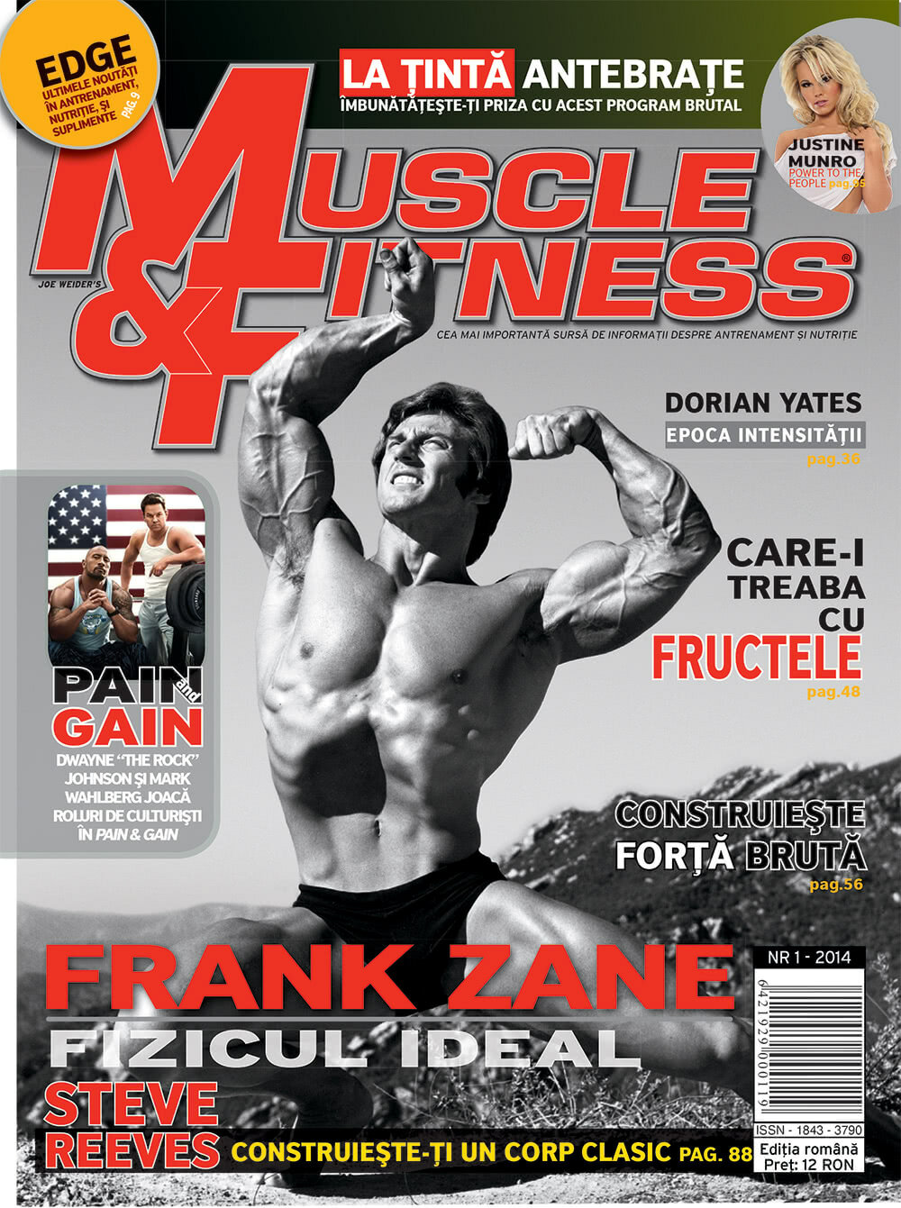 Muscle & Fitness Nr.1 2014