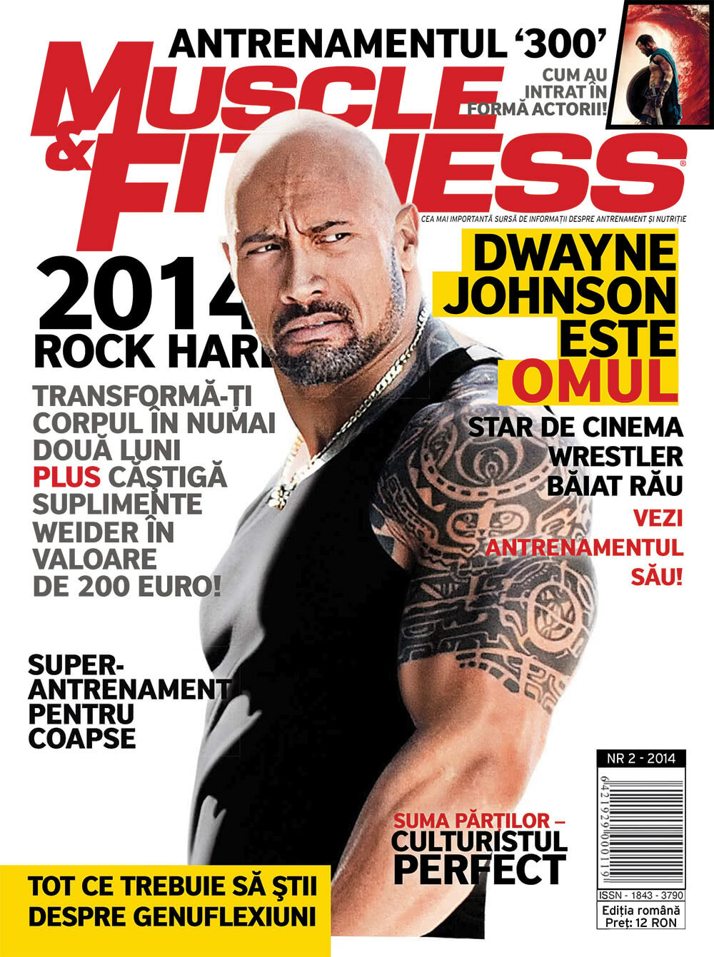 Muscle & Fitness Nr.2 2014