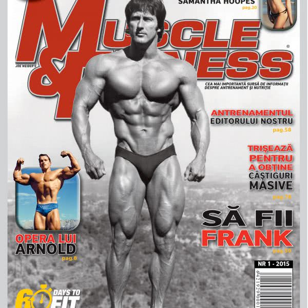 Muscle & Fitness Nr.1 2015