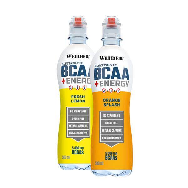 Weider BCAA Electrolyte + Energy RTD 500 ml