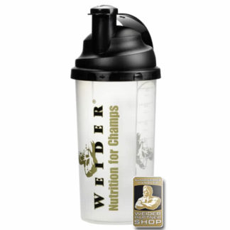 Shaker Weider transparent