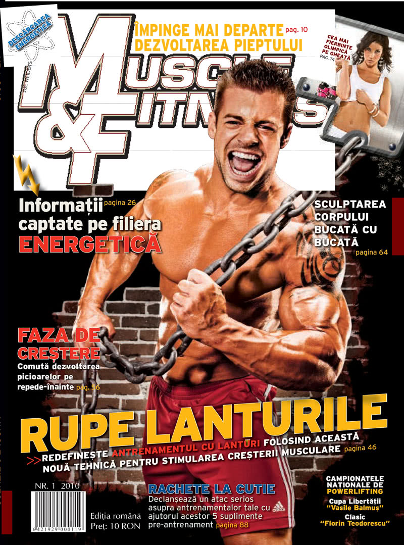 Muscle & Fitness Nr.1 2010