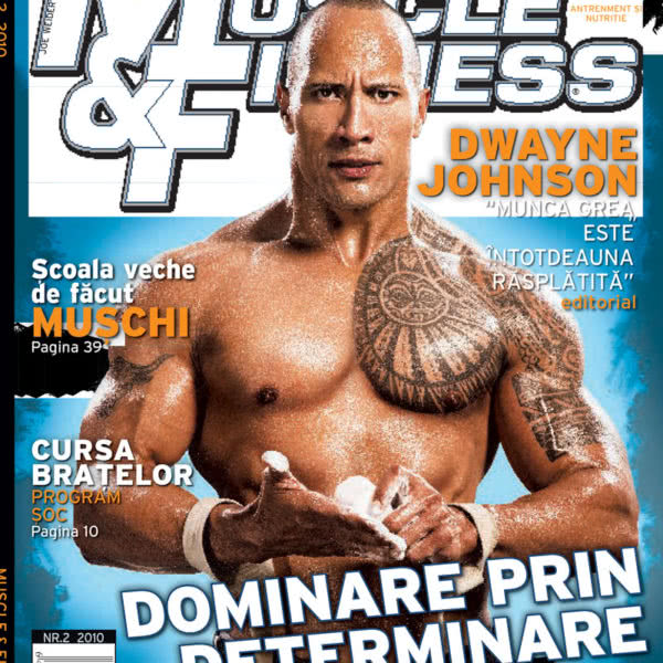 Muscle & Fitness Nr.2 2010
