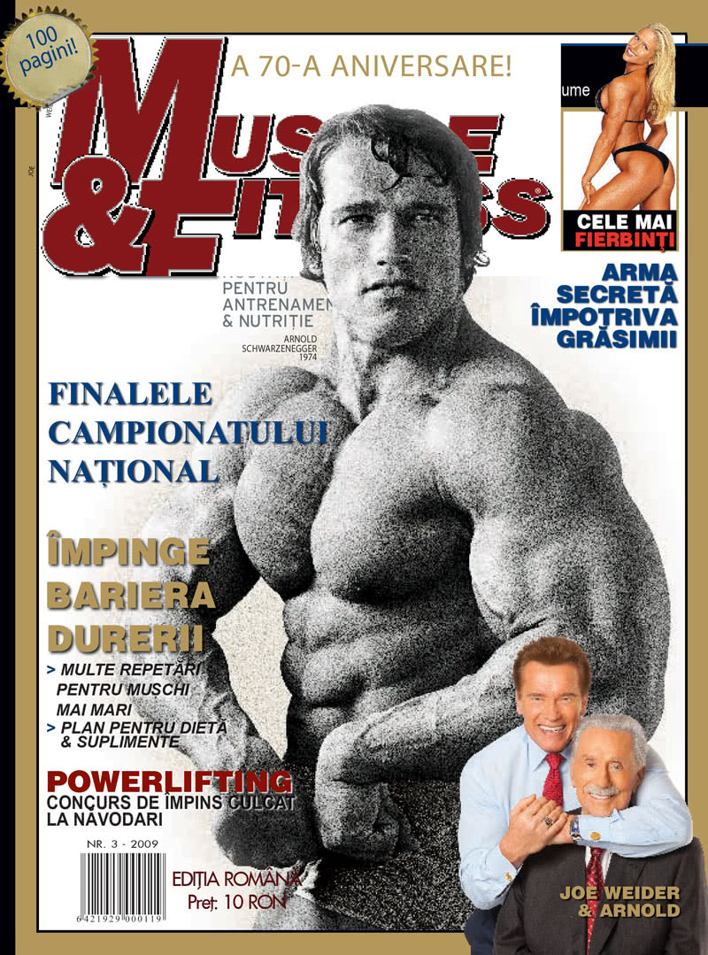 Muscle & Fitness Nr.3 2009