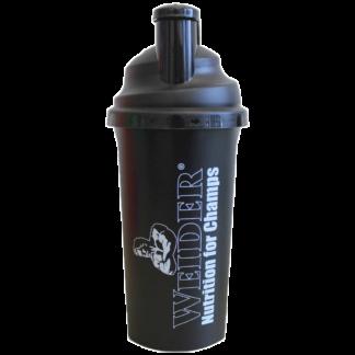 Shaker clasic Weider Negru