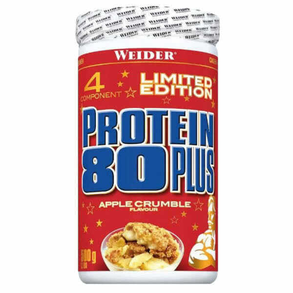Protein 80+ Apple Crumble