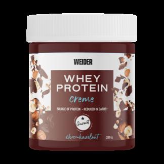 crema proteica ciocolata